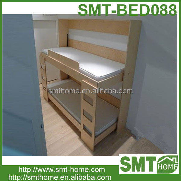 european style furniture adult wood bunk bed