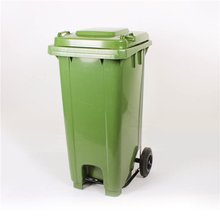 New Designed Oem Service Square Plastic High Quality Waste Fashion Commercial Garbage Bin