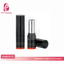 UV coating luxury empty lipstick cosmetic tubes packaging for wholesale