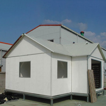 China manufacturer Modified convenient modern prefab homes for sale