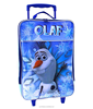Frozen Pilot Case Rolling Luggage Travel