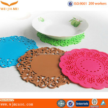 customized silicone big pad silicone part silicone item