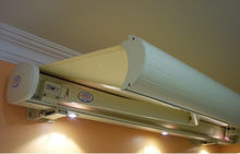MOTORIZED RETRACTABLE CASSETTE AWNING
