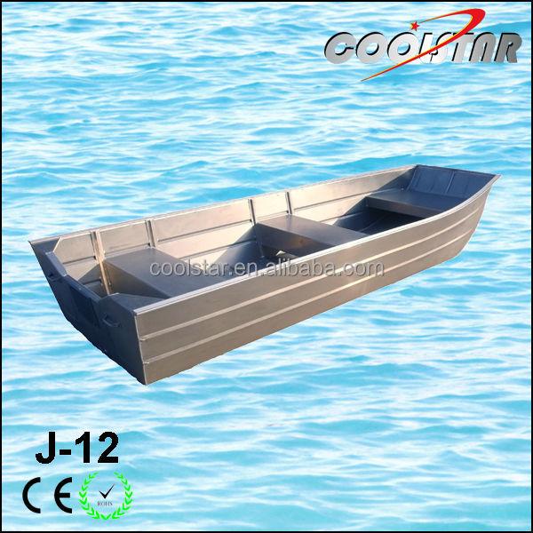Portable Aluminum Boats : Ft hot sale small aluminum jon boat for fishing buy
