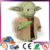 New design movie character yoda advertising inflatable balloon for decoration
