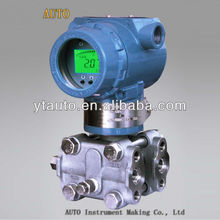 Low cost differential pressure transmitter