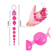 New Anal Beads Soft Silicone Anal Toys For Women Men Anal Beads For Sex