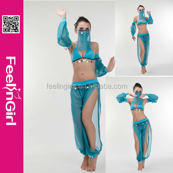 No moq wholesaler belly dance costumes prices latest design