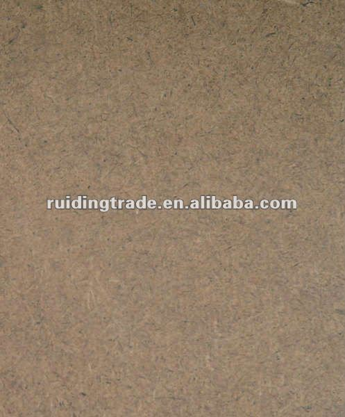 Plain hardboard for furnitures