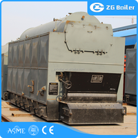 China boiler manufacturer horizontal coal/wood fired steam boiler