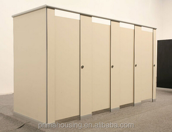 Cheap Public Toilet Partition Toilet Cubicles With Stainless Steel Hardware