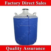 Small capacity YDS-15 liquid nitrogen cryogenic containers 15 L with one year warranty