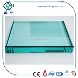4-15mm clear and colored tempered glass with CE,EN,CCC certificates