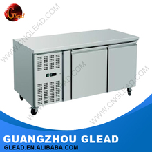 R143a/R404a Stainless steel commercial Chiller/Freezer/Refrigerator