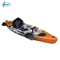 Professional fishing kayak small plastic rowing boat for sale
