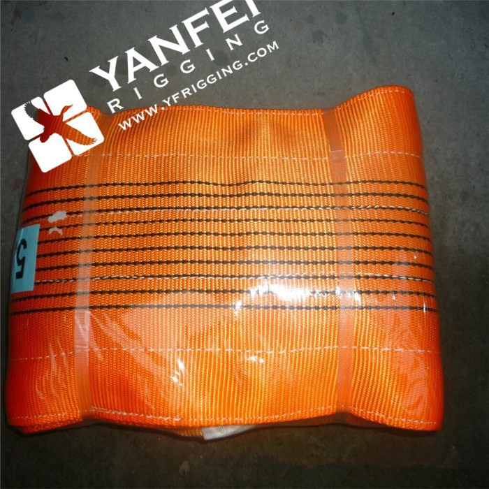 Heavy Duty Polyester Endless Round Sling