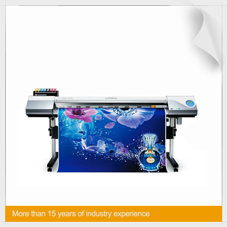 High quality eco solvent Roland Printer Roland RE-640