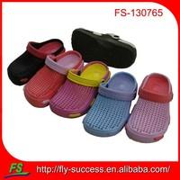 women new brand garden shoes factory in jinjiang china