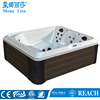 Monalisa ozone bath spa jetted tub manufacturers (M-3395)