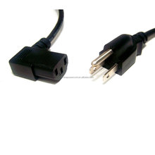 NEMA 5-15P UL approval US electric slow cooker power cord,US plug with IEC 60320 C13