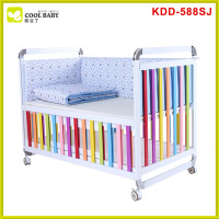 Trustworthy china supplier baby crib hanging toy , baby crib with storage drawers , swinging crib