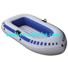 Commercial grade self bailing whitewater river rafts inflatable rubber boat