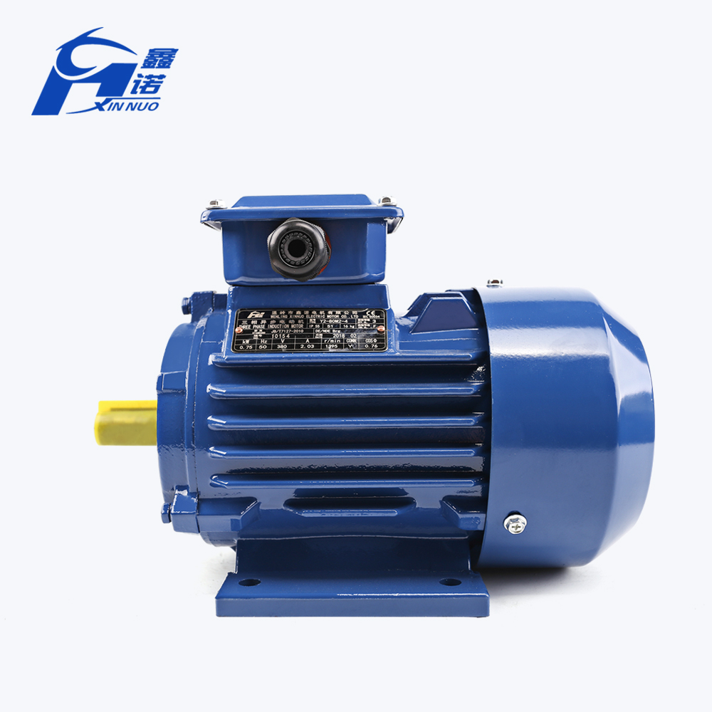 Best price y2 series small 5kw 150kw 25hp 0.5hp three phase ac induction motor for generator