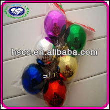 Wholesale Colorful Outdoor Christmas Ball Decorations Fashion in 2013