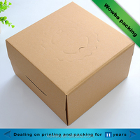 Large Birthday Cake Box With Handle