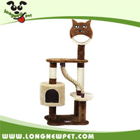2017 Best Wholesale Cat Climbing Tower Low MOQ Cat House Furniture