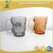 Cold Drink Glass Cup Tea Ice Cream Promotion Gift