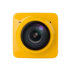 2016 Cube 360 4k action camera 360 degree webcam action cam action camera remote go pro 360