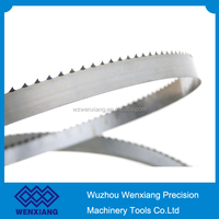 4TPI teeth quenched saw blade band saw blade band saw for cutting meat