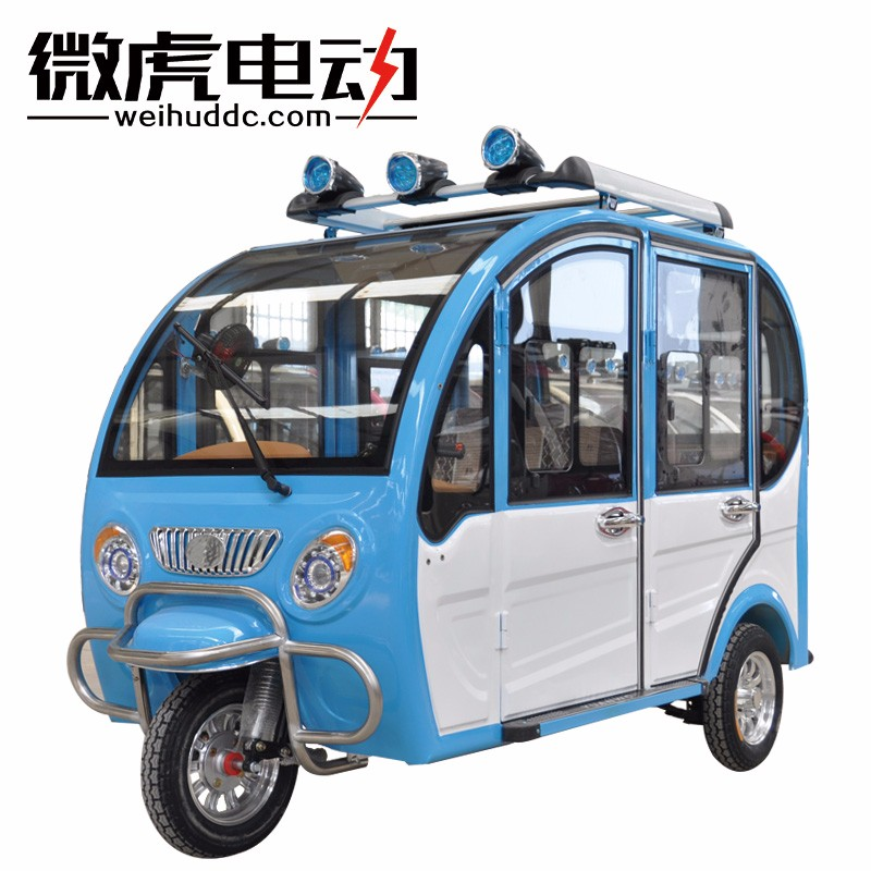 bajaj auto three wheeler/moto taxi passenger/china 3 wheeler