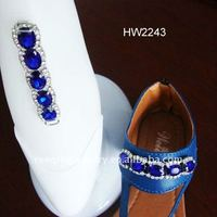 2012 Lady fashion sandal chain with colorful rhinestones and glass stones