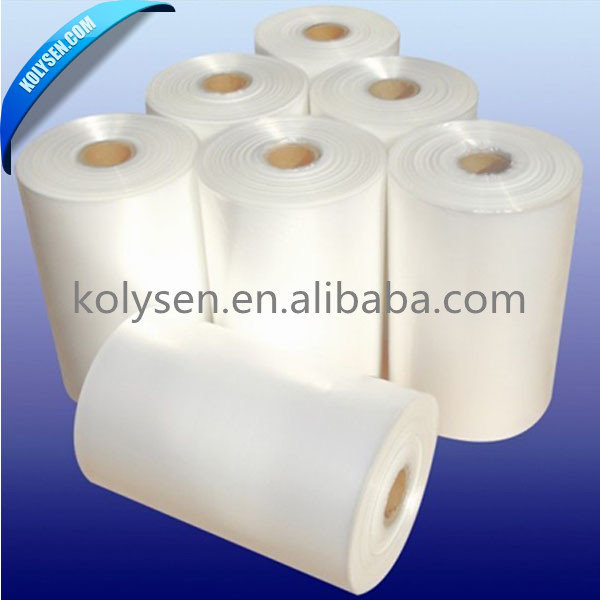 White Co-Extruded LDPE Film