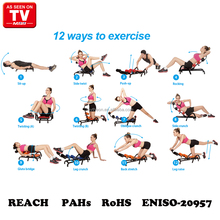 12 IN 1 AB Master New total core ab machine