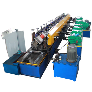 off grid solar panel frame roll forming machine customized offered