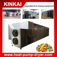 Stianless Steel Dryer Machine Of Vegetable And Fruit Drying Equipment