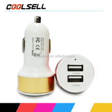 2014 christmas gift portable dual usb car chargers