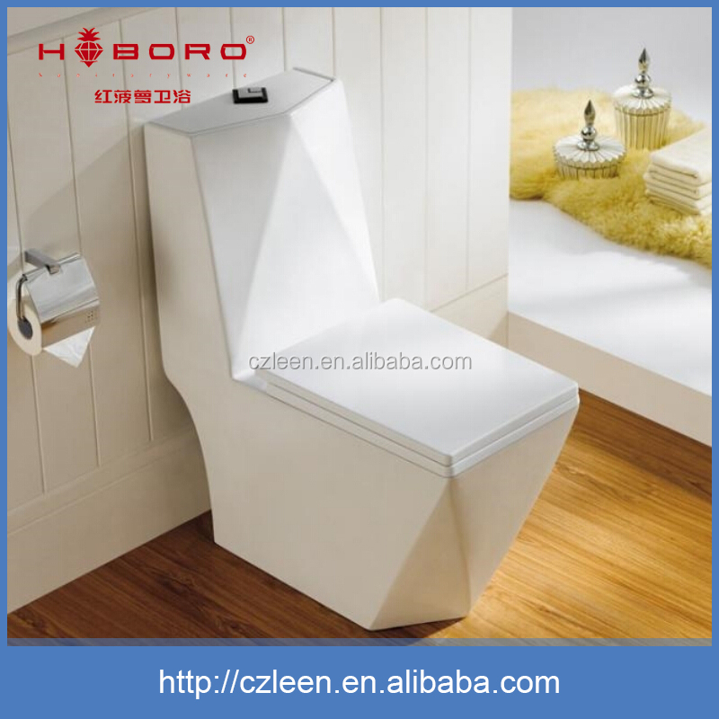 The hot sales new design one piece white portable toilets outdoor mobile