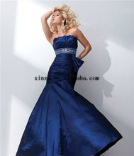 New Arrival Strapless Mermaid Evening/Prom Dress Y-0070