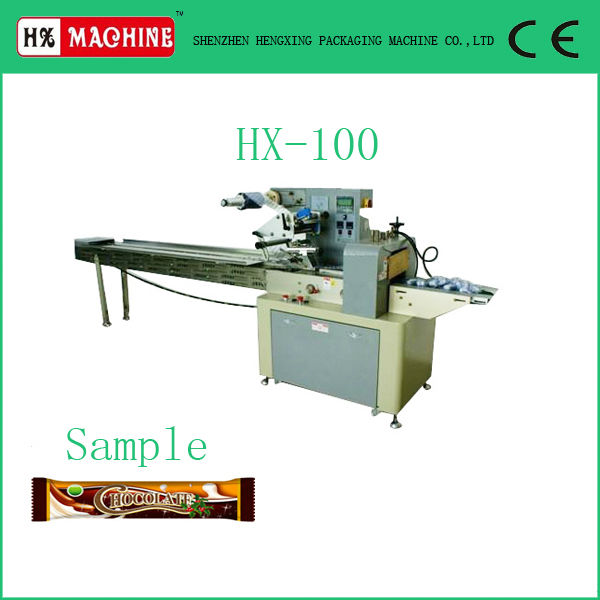 Chocolate Bar Packing Machine