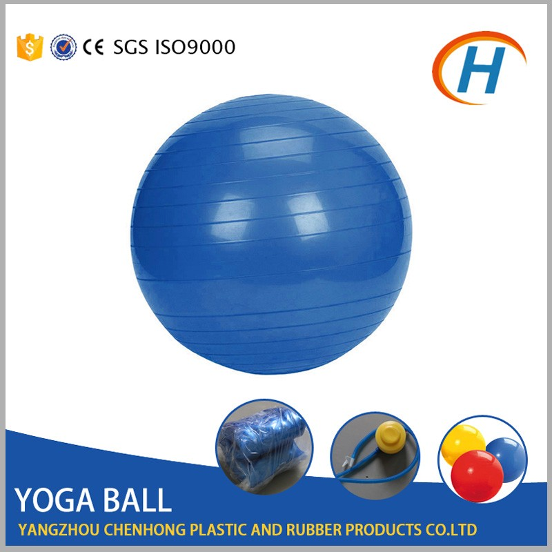 Hot Sale Large Inflatable Yoga Customize International Cricket Ball