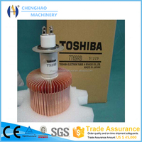 TOSHIBA 7T69RB, Electron Tube7T69RB, Japan Toshiba oscillator tube for high frequency machine