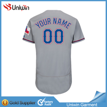 2017 new arrival simple short sleeve Cheap Blank Wholesale Black Plain Baseball Jerseys