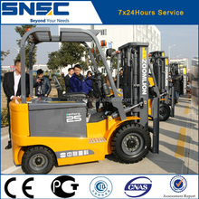 3.5T battery powered forklift truck for sale in dubai
