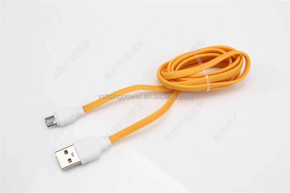 Flightting cable for phone