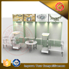 Online retail store jewelry shop decoration interior design showcase for jewelry shop