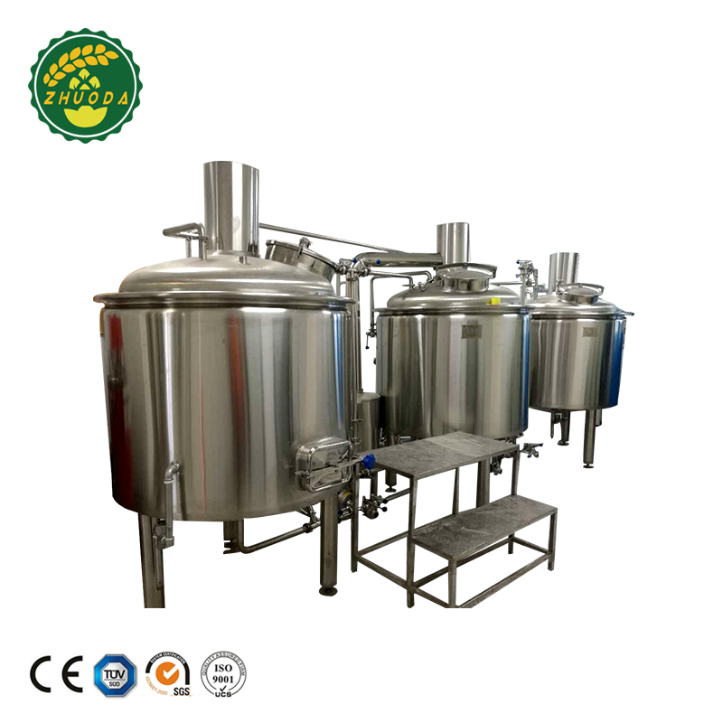 Hot Sale 500L Beer Making Machine with Customized